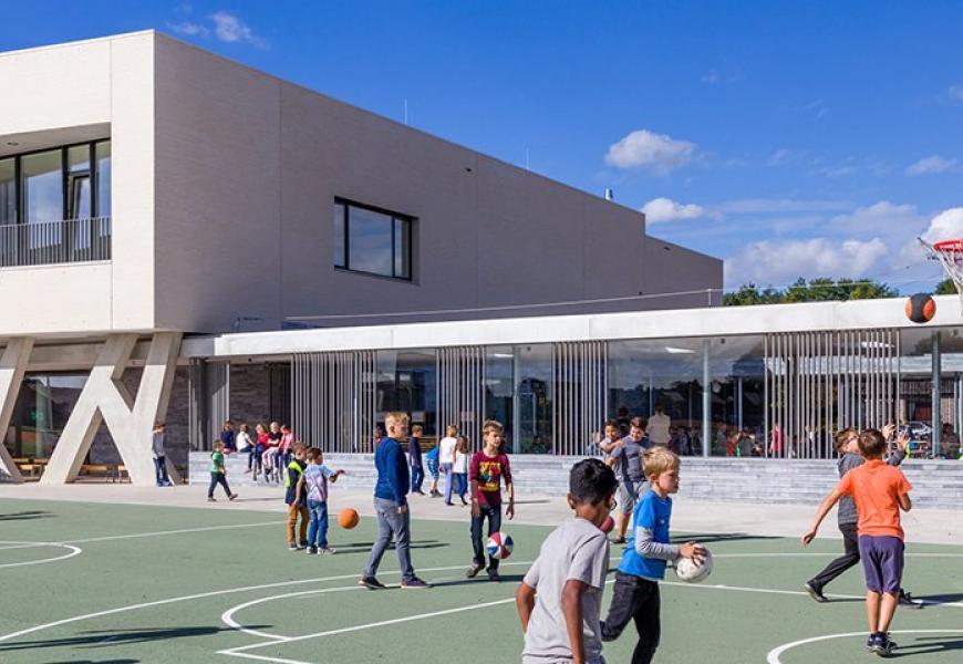 A unique partnership to support schools