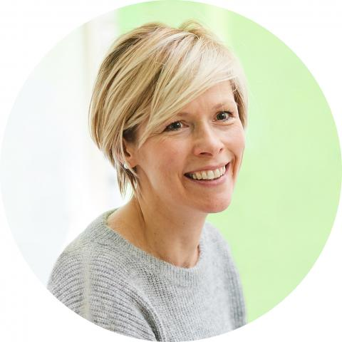 Gilke Eeckhoudt, Group Director Strategy & Corporate Affairs
