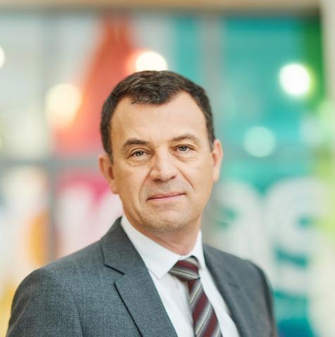 Hans De Cuyper, CEO Ageas