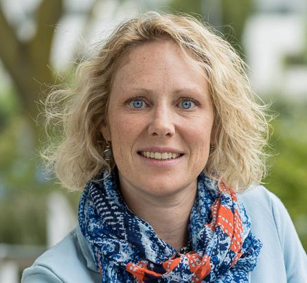 Katrien Buys, Director of Strategy, Innovation and Sustainability at Ageas in Portugal