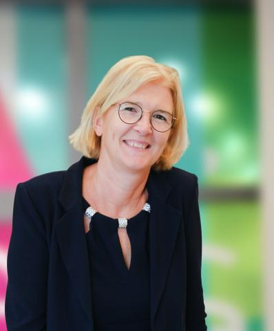 Heidi Delobelle, CEO Belgium