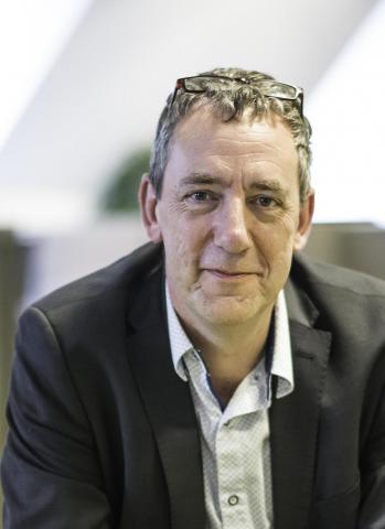 Jan Heyvaert, HR Director in Belgium